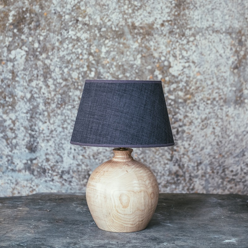 Woodturned Lamps